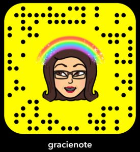 gracienote Snapchat